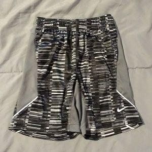 Nike boy's athletic shorts